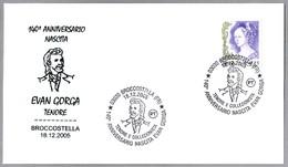 TENOR EVAN GORGA. Broccostella, Frosinone, 2005 - Música