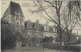 44 Ancenis  Interieur Du Chateau - Ancenis