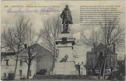 44 Ancenis Statue De Joachim Du Bellay - Ancenis