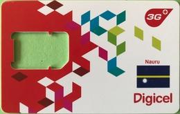 NAURU  -  Card  -  Carte SIM  -  Coque Sans Puce - Nauru