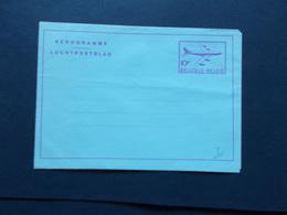BELGIQUE -  Aerogramme    ( Voir Photo ) 85 - Postwaardestukken