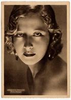 ATTORI - ATTRICI - GERMANA PAOLIERI (FOTO GHERGO) - Rizzoli & C. - Milano, 1940-XVIII - Vedi Retro - Actores
