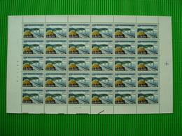 Volledig Postfris Zegelvel Zegels**1853** - Full Sheets