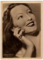 ATTORI - ATTRICI - DORIS DURANTI - FOTO VENTURINI - Rizzoli & C. - Milano, 1940-XVIII - Vedi Retro - Attori