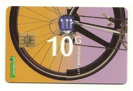 Olanda - Tessera Telefonica Da 10 Gulden - Ciclismo - T658 - Sport