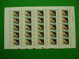 Volledig Postfris Zegelvel Zegels**2699** - Ganze Bögen