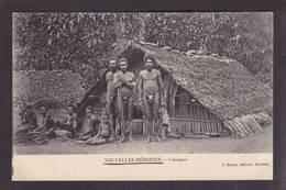 CPA Nouvelle Guinée Papouasie Océanie Type Ethnic Non Circulé Nude Nu Masculin - Papua New Guinea
