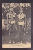 CPA Nouvelle Guinée Papouasie Océanie Type Ethnic Non Circulé Nude Nu Féminin Femme Nue - Papua New Guinea