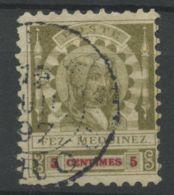 Maroc Postes Locales (1897) N 16 (o) (C10 E3) - Marruecos (1891-1956)