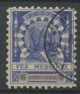 Maroc Postes Locales (1897) N 18 (o) - Marruecos (1891-1956)