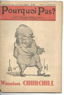 Pourquoi Pas ? Wiston Churchill N° 1407 Novembre 1945 - Politique