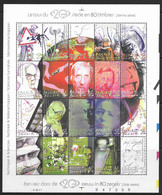 België/Belgique - Blok's/Blocs 2001 Xx Postfris - Neuf - BL92xx. - Libretti 1962-....