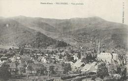 CARTE POSTALE ORIGINALE ANCIENNE : FELLERING VUE GENERALE  HAUT RHIN  (68) - Autres Communes