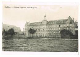 Enghien: Collège Episcopal Saint-Augustin ( 2 Scans) - Enghien - Edingen