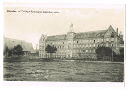 Enghien: Collège Episcopal Saint-Augustin ( 2 Scans) - Edingen