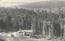 CARTE POSTALE ORIGINALE ANCIENNE : LAUCHEN HOTEL ALTITUDE 940 METRES  HAUT RHIN  (68) - Autres Communes