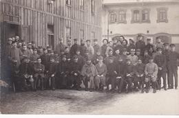 MILITARIA - GUERRE 1914-18 - POLOGNE - NEISSE - Officiers Au Camp De Détention De Neisse Le 25 Janvier 1916 - Guerre 1914-18