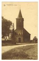 Estaimbourg: L'Eglise ( 2 Scans) - Belgique