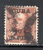 CUBA - YT 141 OBLITERE COTE 8 € - Oblitérés