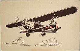 CPA. Aviation >Le Breguet 27, Appelé également Breguet 270, Est Un Avion De Reconnaissance Et De Bombardement - En TBE - 1919-1938: Entre Guerres