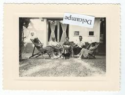 CLAIRVAUX-les-LACS (39) - Hôtel Ethevenard , Juillet 1952 - Photo 10.7 X 8 Cm Env. - Lieux