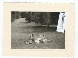 Jura -Sur La Route De LA FRASNEE , Juillet 1952 - Photo 10.7 X 8 Cm Env. - Lieux