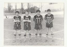 Foto Originale PORDENONE Calcio 1984 1985 - De Agostini - Biasinutto - Spagnoli - Sport