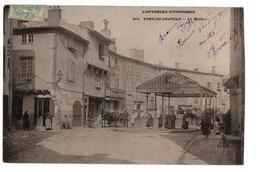 PONT DU CHATEAU LA HALLE TRES ANIMEE - Pont Du Chateau