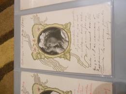 WEZEL & NEUMANN LEIPZIG DEPART HEYST SUR MER POUR CRAPONNE 1904 - 1900-1949