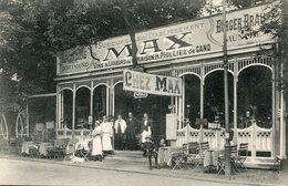 Gent Visitez Le Grand établissement Max - 2 Scans - Gent