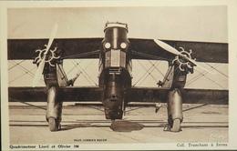 CPA.- Entre Guerres > ISTRES-AVIATION - Quadrimoteur LIORE Et OLIVIER 206 - En TBE - 1919-1938: Entre Guerres