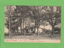 Cpa.  81. Forêt De La Grésigne.  La Baraque Royale. - Non Classificati