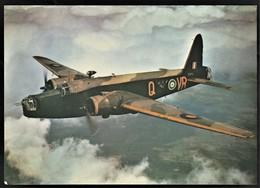 8 . VICKERS-ARMSTRONG  WELLINGTON   AFTER THE BATTLE POSTCARD SERIES No 2 - 1939-1945: 2ème Guerre