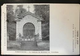 Cuire Et Caluire. Le Tombeau Du Maréchal De Castellane. Publicité Lyon Aux Deux Passages - France