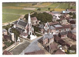 Beaumetz Les Cambrai (62 - Pas De Calais) Vue Aérienne - Other Municipalities