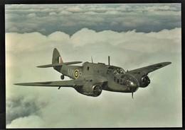 10 . BRISTOL BEAUFORT  I, L9878    AFTER THE BATTLE POSTCARD SERIES No 2 - 1939-1945: 2ème Guerre
