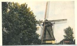 Lunteren, Korenmolen De Hoop - Netherlands