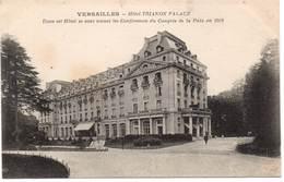 VERSAILLES Hôtel TRIANON PALACE - Versailles