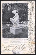 Grecia/Greece/Grèce: Intero, Stationery, Entier, Statua De Marinaio, Sailor Statue, Statue De Matelot - Scultura