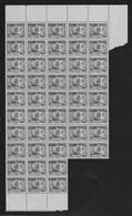 KOUANG-TCHEOU 1937 YT 98** - BLOC DE 46 TIMBRES - Neufs