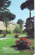 *VATICANO - N. 31* -  Scheda NUOVA (MINT) - Vaticano