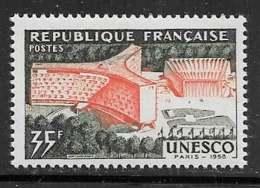 Maury 1178 - 35 F UNESCO - * - Francia