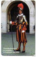 *VATICANO N. 35* -  Scheda NUOVA (MINT) - Vaticano