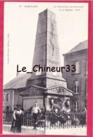 08 - BAZEILLES---Le Monument Commemoratif De La Bataille (1870)--animé - France
