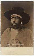 ETIOPIA - NEGUS NEGESTI MENELIK - Fu Imperatore D'Etiopia Dal 1889 Al 1913 - Vedi Retro - Formato Piccolo - Etiopia