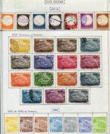 16796 VENEZUELA Collection Vendue Par Page PA 613/9, 620/31, 632/8°    1957-58  B/TB - Venezuela