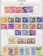 16797 VENEZUELA Collection Vendue Par Page PA 639, 640/1,642, 643, 645/60 Sauf 657, 661/3, 664/70°    1958  B/TB - Venezuela
