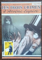 CM 1996 - YT N°3026 - HEROS FRANCAIS DU ROMAN POLICIER / ARSENE LUPIN - PARIS - Cartes-Maximum