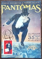 CM 1996 - YT N°3028 - HEROS FRANCAIS DU ROMAN POLICIER / FANTOMAS - PARIS - Cartes-Maximum