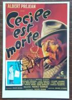 CM 1996 - YT N°3029 - HEROS FRANCAIS DU ROMAN POLICIER / MAIGRET - PARIS - Cartes-Maximum